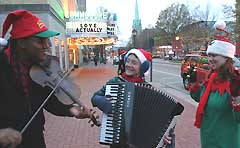 Olde Towne Holiday Music Festival